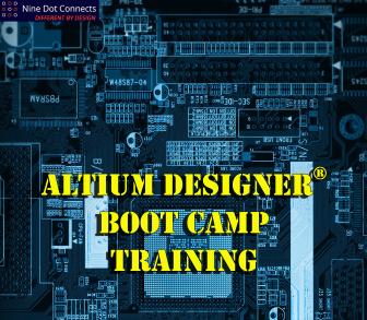 Nine Dot Connects » Altium Designer Boot Camp Training Nine