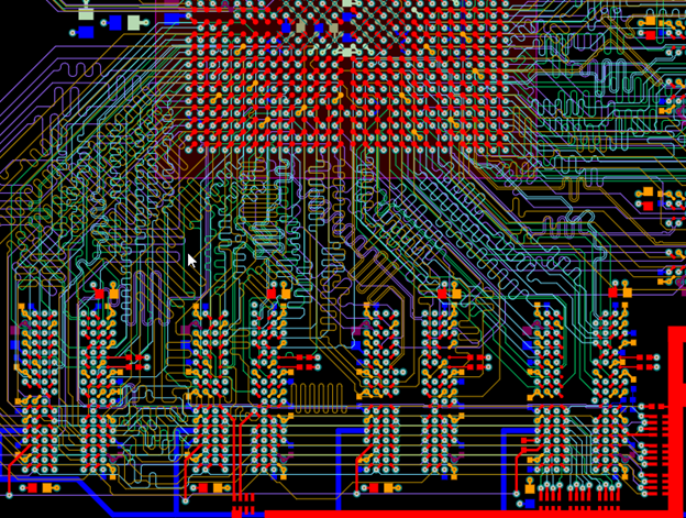 Nine Dot Connects » DDR3/4 Design and Layout Services, Nine