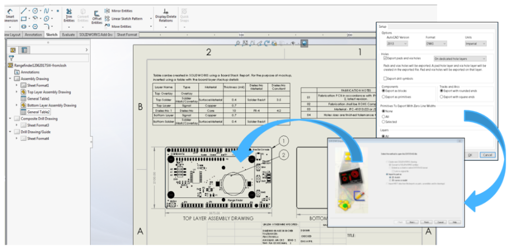 Nine Dot Connects » SOLIDWORKS PCB 2019, Nine Dot Connects, 9dot